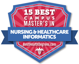 Health Informatics Top-Ranked Program Badge
